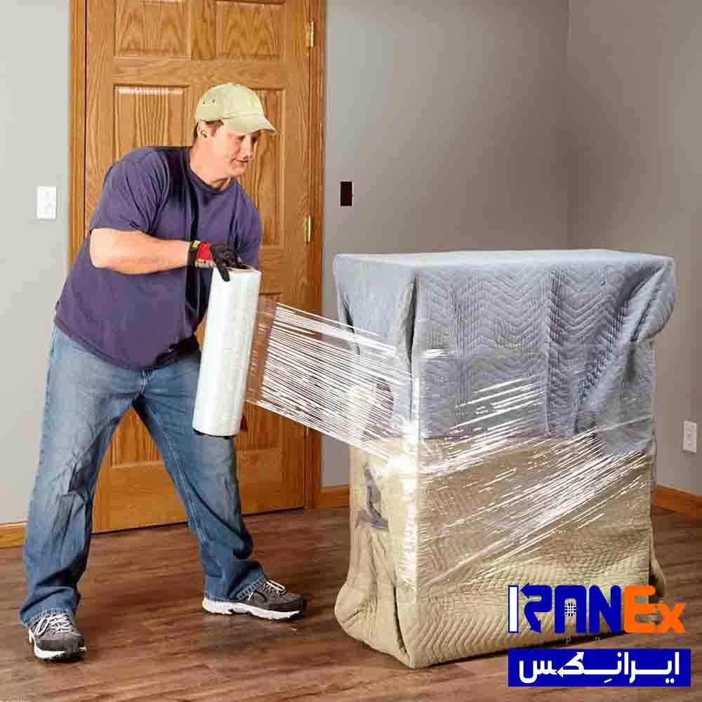 نحوه بسته بندی وسایل سنگین در اسباب کشی